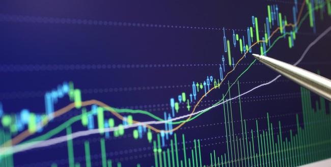 Thị trường chứng khoán 17/4 gặp áp lực rung lắc - Ảnh 1.