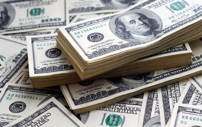 Tỷ giá ngoại tệ hôm nay 22/4: Giảm sâu ở chợ đen, tăng vọt tại ngân hàng - Ảnh 1.