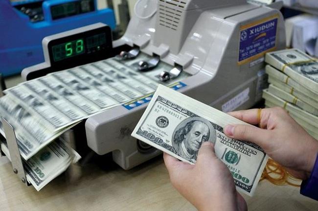 Tỷ giá ngoại tệ hôm nay 3/4 bất ngờ mất 90 đồng - Ảnh 1.