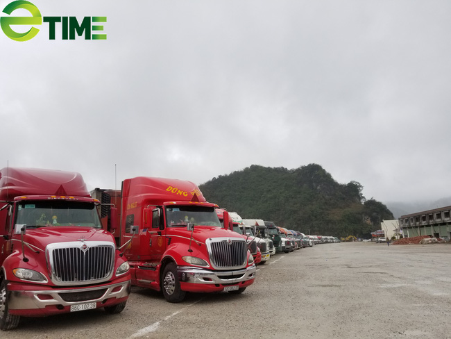 Trung Quốc tạm nghỉ hoạt động thông quan qua cửa khẩu đón Tết Thanh minh - Ảnh 2.