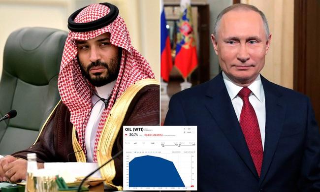 """Giá dầu phục hồi sau thông tin Nga - Saudi Arabia """"tiến rất gần"""" tới thỏa thuận cắt giảm sản lượng - Ảnh 1."""