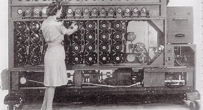 Những cô gái phá mật mã của làng tình báo trong Thế chiến II - Kỳ 2 - Ảnh 1.