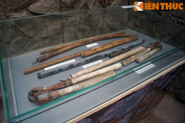 Cảnh quặn lòng trong bảo tàng chiến tranh nổi tiếng Việt Nam - Ảnh 4.
