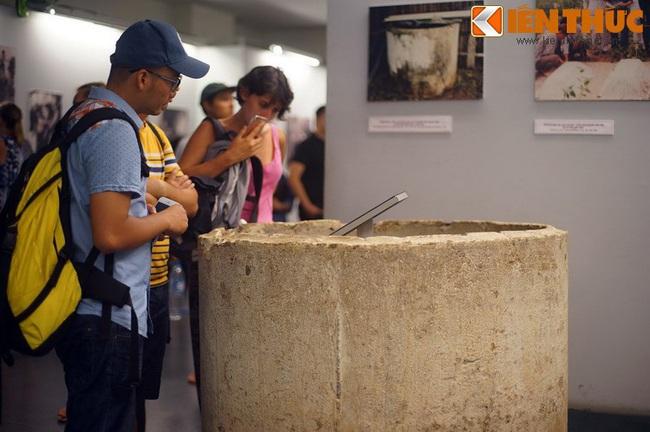 Cảnh quặn lòng trong bảo tàng chiến tranh nổi tiếng Việt Nam - Ảnh 6.