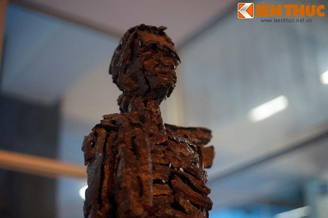 Cảnh quặn lòng trong bảo tàng chiến tranh nổi tiếng Việt Nam - Ảnh 7.