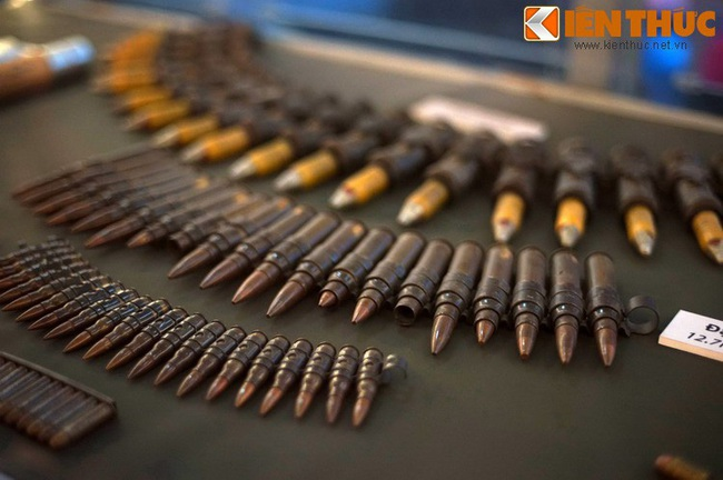 Cảnh quặn lòng trong bảo tàng chiến tranh nổi tiếng Việt Nam - Ảnh 9.