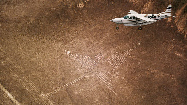 """Bí mật về """"đường băng của người ngoài hành tinh"""" ở Nam Mỹ - Ảnh 5."""