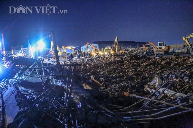 Lật từng viên gạch tìm nạn nhân mất tích trong vụ sập 10 người chết ở Đồng Nai - Ảnh 4.