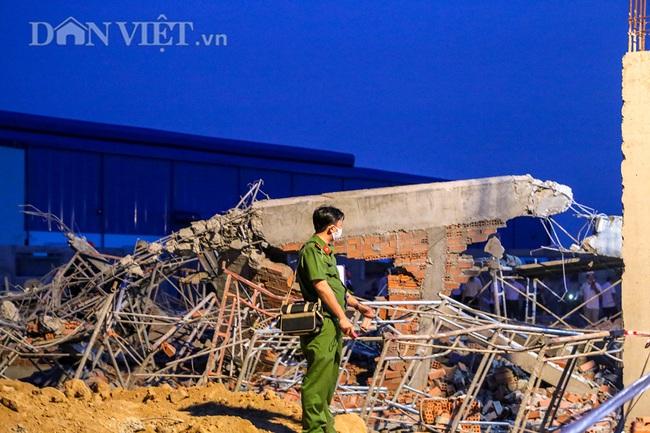 Lật từng viên gạch tìm nạn nhân mất tích trong vụ sập 10 người chết ở Đồng Nai - Ảnh 6.