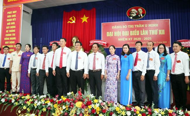 Cà Mau: Huyện U Minh đẩy mạnh tuyên truyền chào mừng đại hội đảng bộ các cấp - Ảnh 2.
