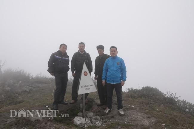 Chinh phục Lùng Cúng - đỉnh cao mới thách thức giới trẻ - Ảnh 14.