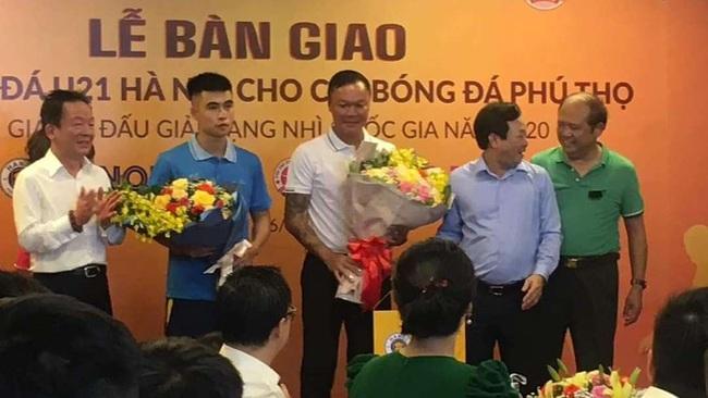 Hình ảnh: Có thoả thuận ngầm trong việc bầu Hiển bàn giao U21 cho CLB Phú Thọ? số 1