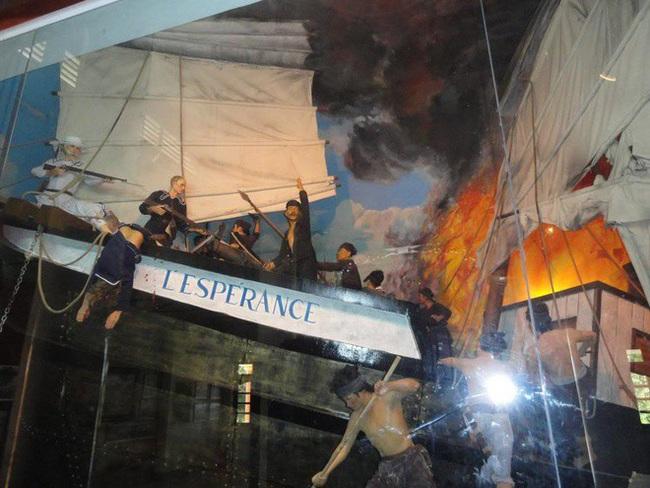 Ai là người Việt đầu tiên đánh chìm chiến hạm Pháp? - Ảnh 2.
