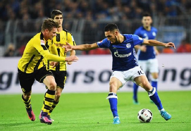 """Lịch thi đấu bóng đá hôm nay (ngày 16/5): """"Đại chiến"""" Dortmund vs Schalke - Ảnh 1."""