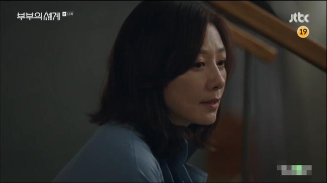 Thế giới hôn nhân tập 15: Sun Woo tung chiêu, gã chồng tệ bạc buộc phải trả giá - Ảnh 4.