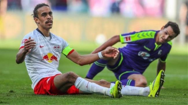 Leipzig bị cầm chân, HLV Nagelsmannthừa nhận ngay 1 điều - Ảnh 1.