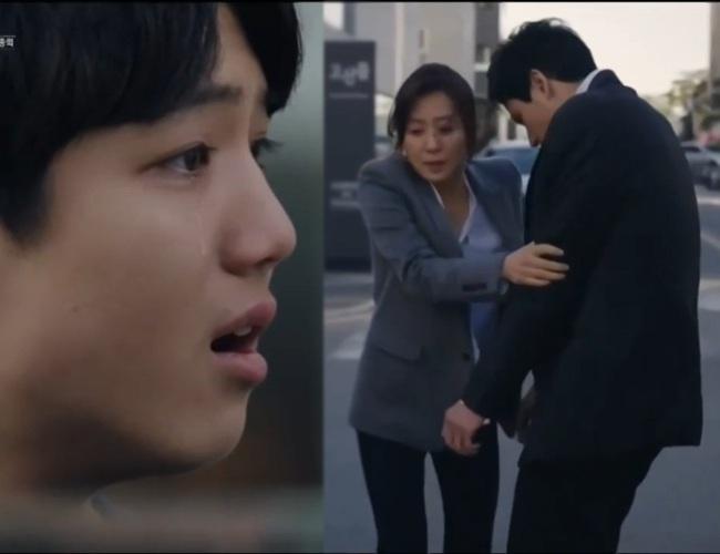 """Tập cuối """"Thế giới hôn nhân"""": Lee Tae Oh tự tử, Lee Joon Young bỏ đi, Sun Woo cô đơn chờ ngày con trở về - Ảnh 6."""