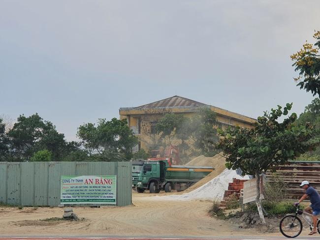 Đà Nẵng: Nhiều bãi tập kết cát công khai hoạt động sai quy định - Ảnh 4.
