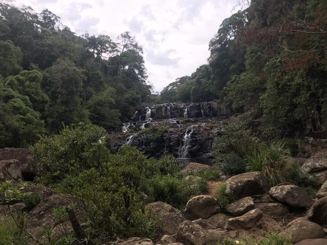 Tuyệt đẹp thác Kon Bông ở Tây Nguyên - Ảnh 6.