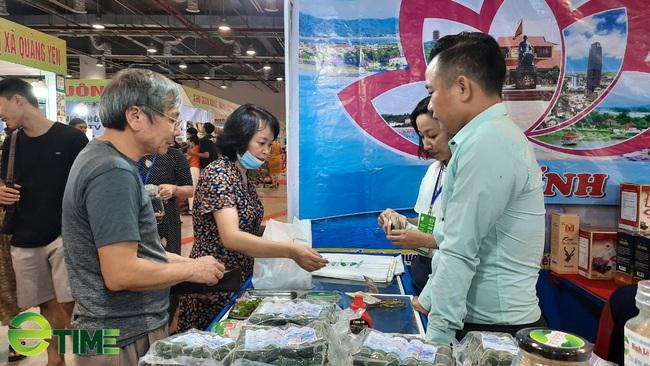 OCOP Quảng Ninh, 4 ngày tổ chức đã thu tiền tỷ  - Ảnh 1.