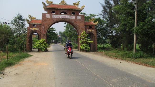 Xây dựng nông thôn mới ở Quảng Nam:  Làng quê Quế Xuân 1 ngày càng giàu đẹp - Ảnh 1.