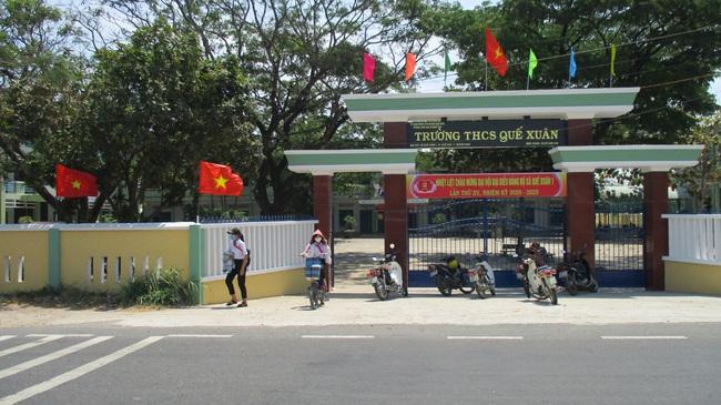 Xây dựng nông thôn mới ở Quảng Nam:  Làng quê Quế Xuân 1 ngày càng giàu đẹp - Ảnh 2.