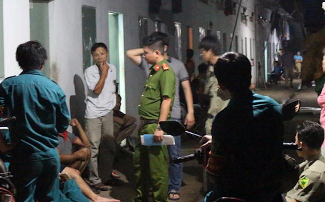 Truy bắt kẻ sát hại người đàn ông trong căn nhà 3 tầng ở TPHCM - Ảnh 1.