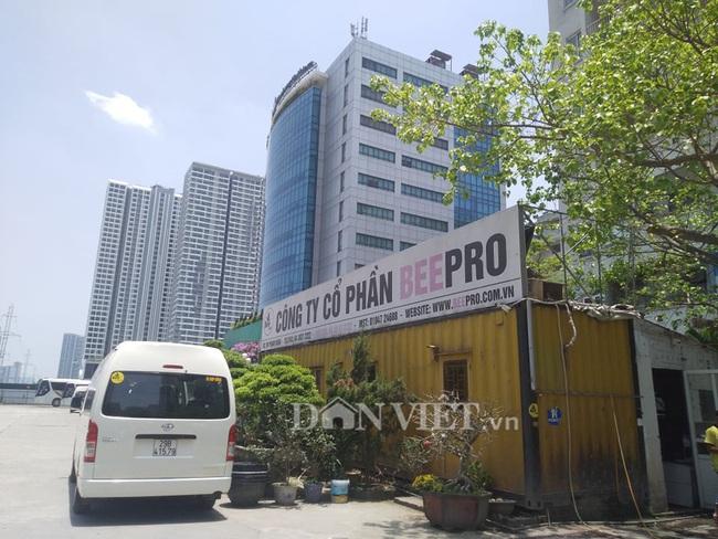 Bất ngờ lớn về doanh nghiệp bỏ rơi 106 cây xanh dự án đường sắt trên cao Nhổn - Ga Hà Nội? - Ảnh 4.