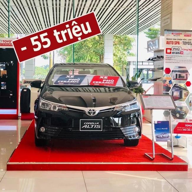 Giảm 50% phí trước bạ, người mua xe hưởng lợi khi giá xe giảm? - Ảnh 2.