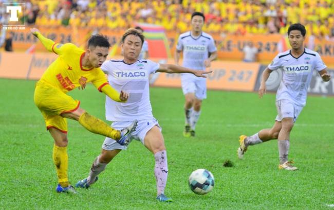 Cả thế giới ngưỡng mộ trận Nam Định vs HAGL ở Cúp quốc gia - Ảnh 1.