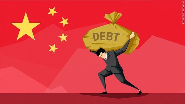 """""""Núi nợ"""" của Trung Quốc lớn như thế nào sau đại dịch Covid-19? - Ảnh 4."""