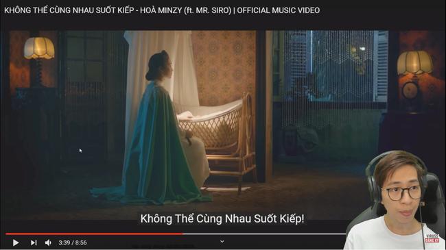 Đại diện Hòa Minzy đưa ra phản hồi về việc bị streamer Viruss chê chất giọng yếu, vai trò ca sĩ mờ nhạt - Ảnh 2.