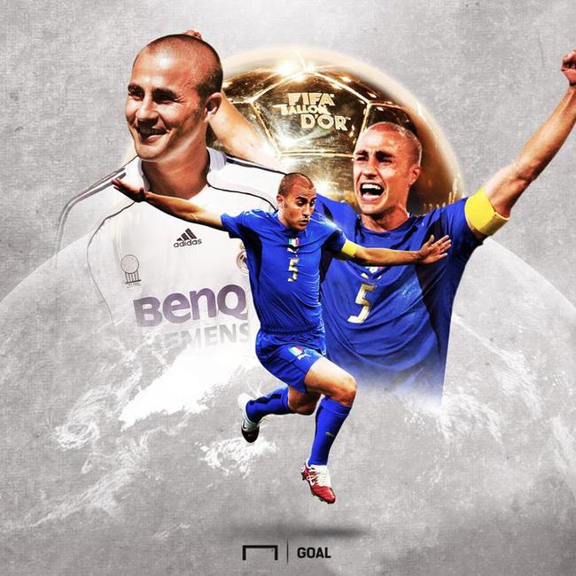 Top 10 Quả Bóng Vàng FIFA gây tranh cãi nhất lịch sử: Có cả Messi, Ronaldo - Ảnh 7.