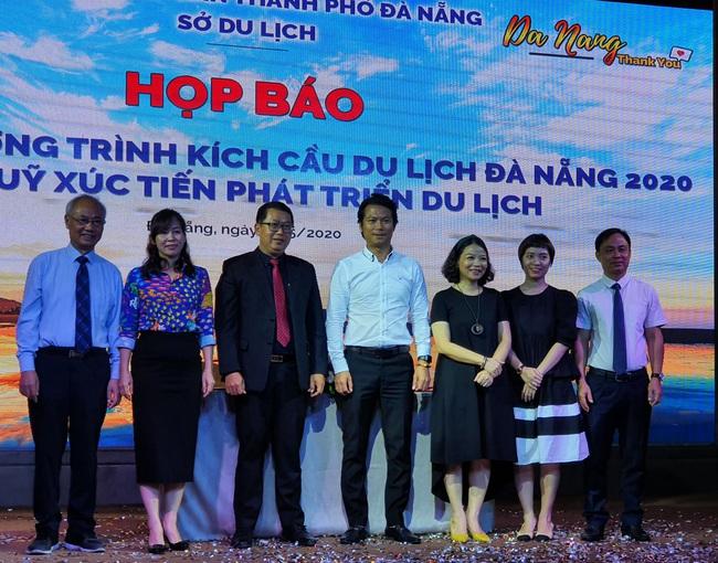 Gần 4 tỷ đồng góp quỹ Xúc tiến phát triển du lịch Đà Nẵng - Ảnh 1.