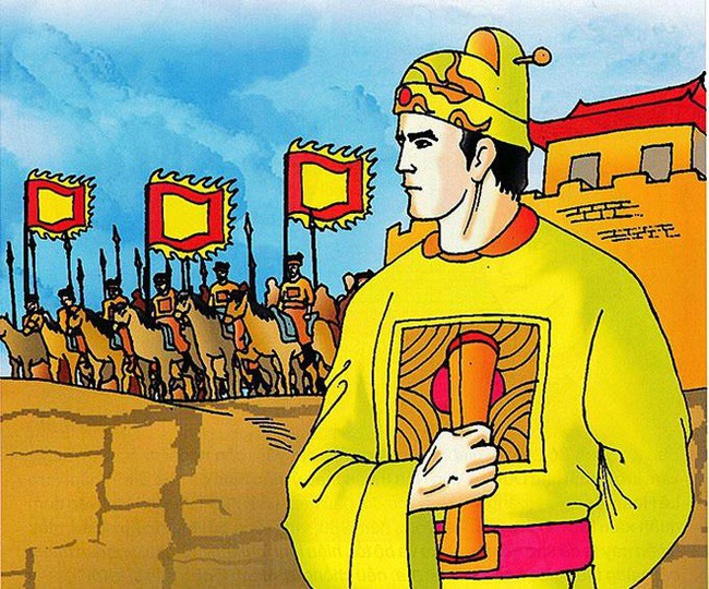 """Vị vua nào """"đánh đâu thắng đấy, anh hùng nhất đời""""? - Ảnh 1."""