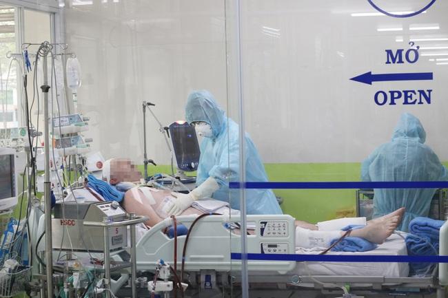 Bệnh nhân 91 tiếp tục nhiễm trùng phổi, suy giảm miễn dịch - Ảnh 1.