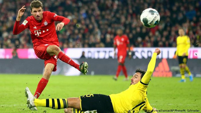 Soi kèo, tỷ lệ cược Dortmund vs Bayern Munich: Mưa bàn thắng? - Ảnh 1.