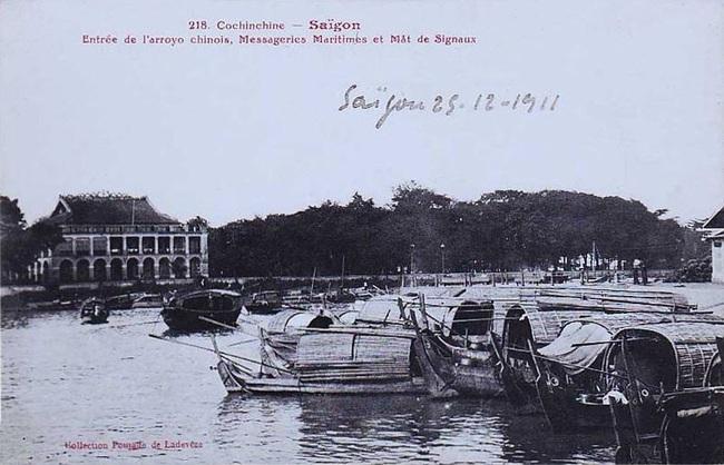 Ảnh lịch sử cực quý về bến Nhà Rồng ở Sài Gòn - Ảnh 5.