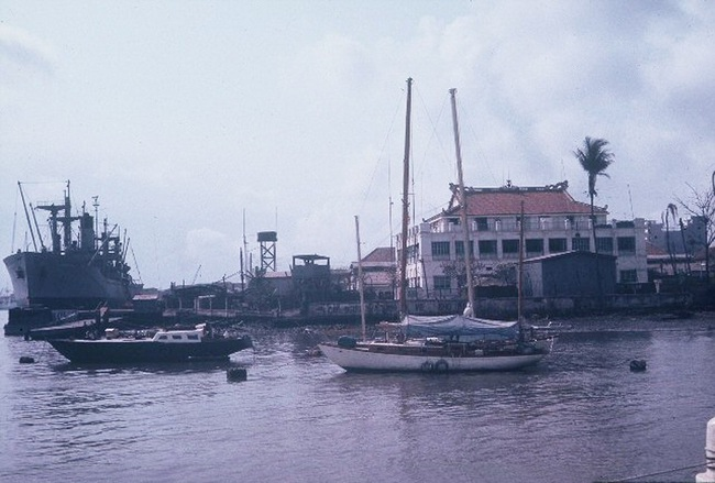 Ảnh lịch sử cực quý về bến Nhà Rồng ở Sài Gòn - Ảnh 7.