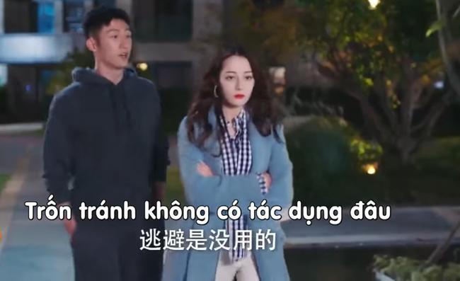 Hạnh phúc trong tầm tay tập 16: Hoàng Cảnh Du đòi ra mắt bố mẹ Địch Lệ Nhiệt Ba khiến bạn gái phát bực - Ảnh 2.