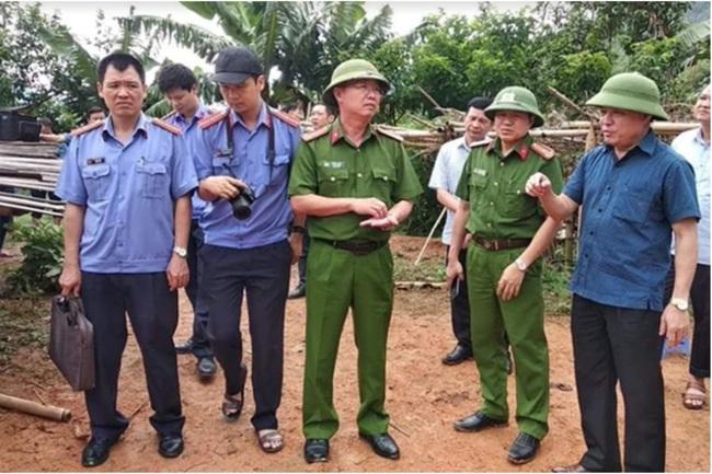 Thảm án ở Điện Biên làm 3 người tử vong - Ảnh 1.