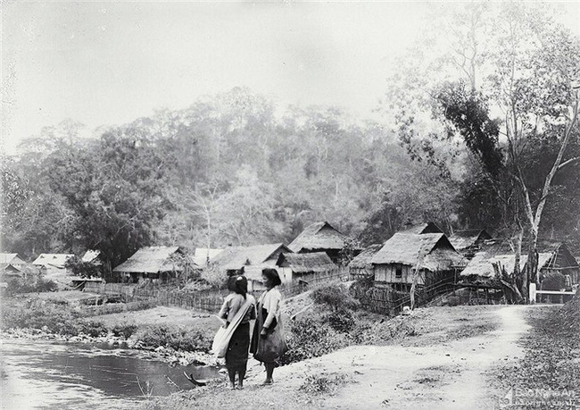 Ảnh hiếm về đồng bào dân tộc thiểu số Nghệ An 100 năm trước - Ảnh 3.