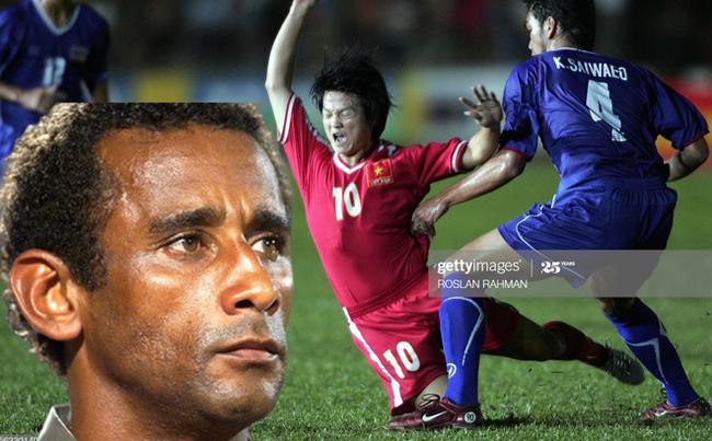 """HLV """"bạt tai"""" Văn Quyến và những tuyên bố sốc về bóng đá Việt Nam - Ảnh 1."""