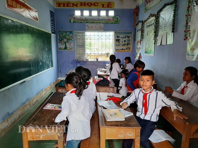 Báo Dân Việt khởi công phòng học tại điểm trường ở Kon Tum - Ảnh 6.
