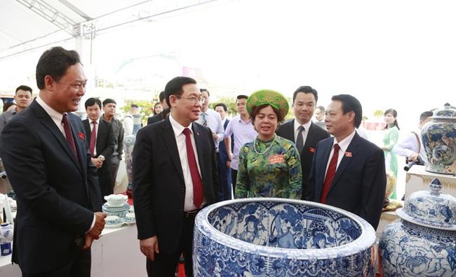 Huyện Gia Lâm không còn hộ nghèo, phấn đấu lên quận năm 2025 - Ảnh 2.