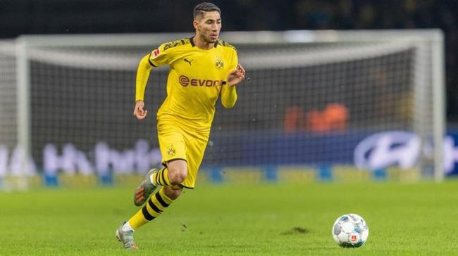Achraf Hakimi: Ông hoàng tốc độ mới tại Bundesliga - Ảnh 2.