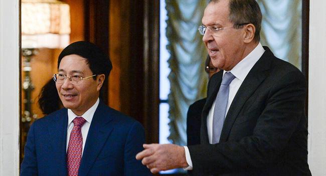Việt – Nga trao đổi về hợp tác tại Hội đồng Bảo an LHQ - Ảnh 1.