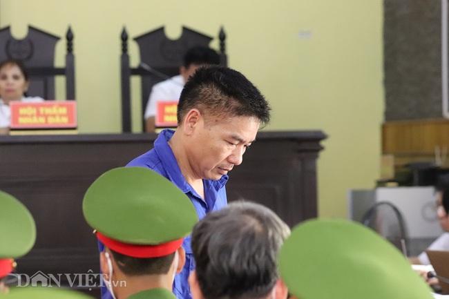 Xử vụ gian lận điểm thi ở Sơn La: Cựu Trưởng phòng khảo thí lĩnh 21 năm tù - Ảnh 6.