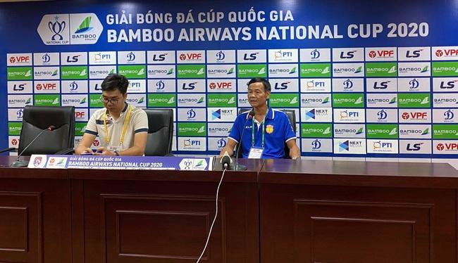 """Thua tiếc nuối Than Quảng Ninh, HLV Nguyễn Văn Dũng nói """"cứng"""" - Ảnh 1."""