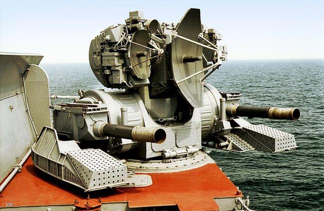 Việt Nam sở hữu ba trong top pháo CIWS nguy hiểm nhất hành tinh - Ảnh 15.